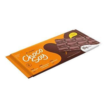 Imagem de Barra de Chocolate Chocosoy 80g - Olvebra