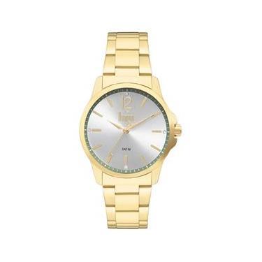 19b42ce8418 Relógio Dumont London Feminino DU2035LVB 4K