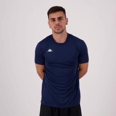 Camisa Kappa Modena Marinho - M