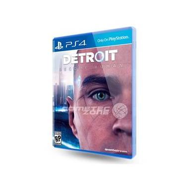 Jogo PS4 Detroit: Become Human - Quantum Dream