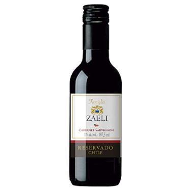 Vinho Chileno Cabernet Sauvignon Reservado Zaeli 187,5ml