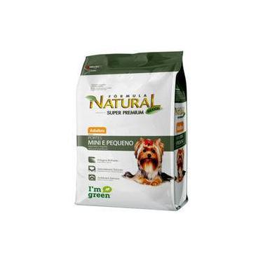 Ração Fórmula Natural para Cães Adultos Raças Mini - 2,5kg