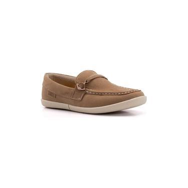 Sapato Infantil Klin Flyer 149 Taupe