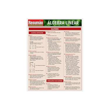 Álgebra Linear - Resumão Exatas - 21 - Barros, Fischer - 9788577111008