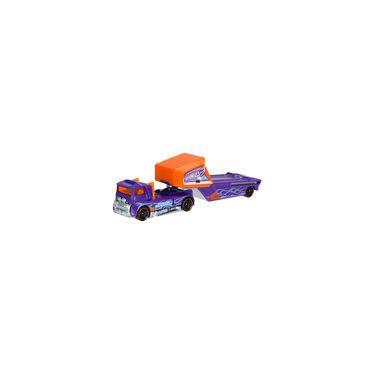 Imagem de Hot Wheels Caminhão Velocidade Na Pista Speed Blast - Mattel