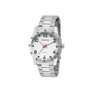 f5bbb66bc73 Relógio Masculino Technos Analógico Casual 2035LWS 1B
