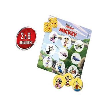 Imagem de Jogo Bingo Disney Mickey - Toyster 8005