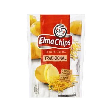 Batata Palha Elma Chips Tradicional 110g