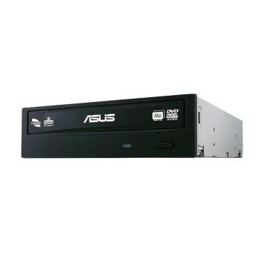 Drive ASUS DVD DRW Gravador Interno 24X DRW F1MT Preto
