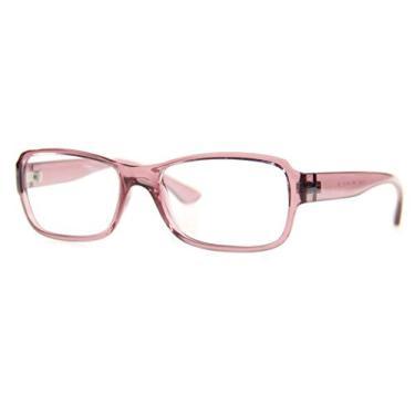 0c0b19f0f44d2 Óculos de Grau Tecnol TN3029 D792 Nude Translúcido Lente Tam 52