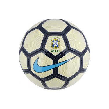 Bola Society Nike CBF - AMARELO CLARO Nike 28d91e6f18dc7