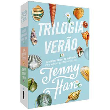 Box Trilogia Verão - Jenny Han - 9788551004722
