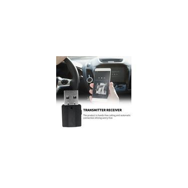 Imagem de 2em1 portátil sem fio 5.0 Áudio Receiver Transmitter Wireless Adapter 3,5 milímetros-FA