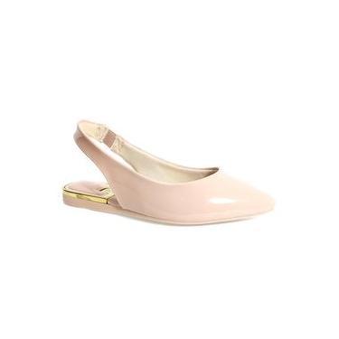 Sapato Feminino Chanel Rosa Vizzano