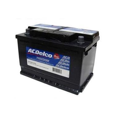 Bateria AC Delco 70 Amperes 12 Volts Lado Esquerdo