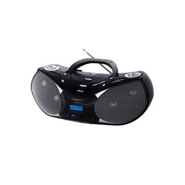 Som Portátil Philco Boombox PH229 USB MP3 Bivolt