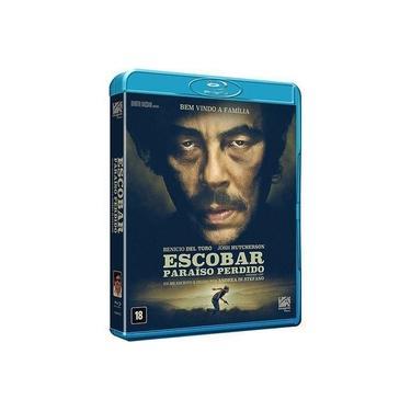 Imagem de Blu-ray Escobar Paraiso Perdido - Benicio Del Toro