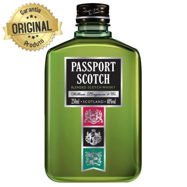 Whisky Passport Escócia 3 Anos - 250ml