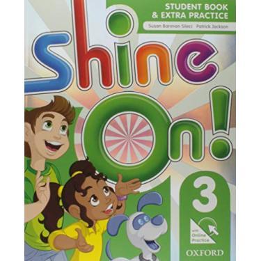 Shine on 3 Student Book / Workbook/Pk