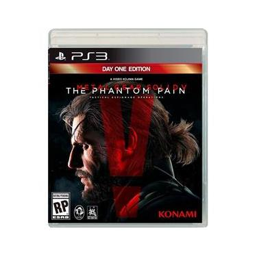 Metal Gear Solid V The Phantom Pain - PS3