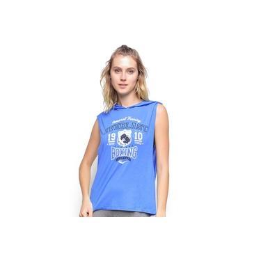 Machão Everlast Feminino Azul