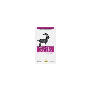 Rails - Guia de Bolso - Berry, Eric - 9788576083405