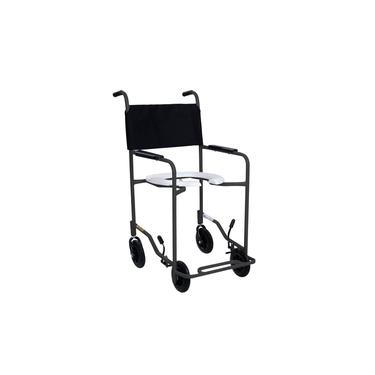 Cadeira De Banho Higiênica 201 Cds Preto a