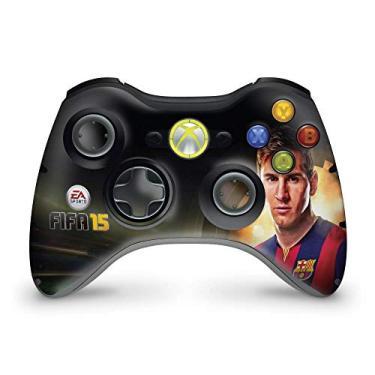 Skin Adesivo Para Xbox 360 Controle - Fifa 15