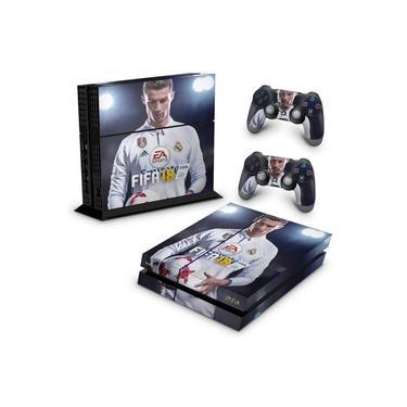 Skin Adesivo para PS4 Fat - Fifa 18