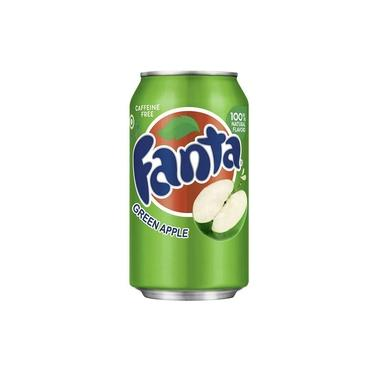 Fanta Green Apple (Maça Verde) 355ml