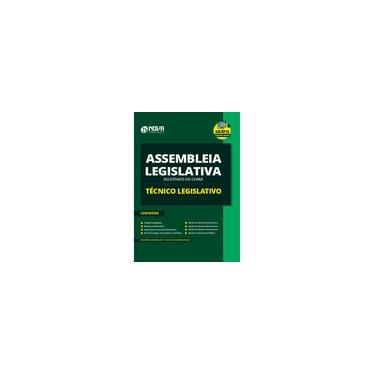 Imagem de Apostila Assembleia Legislativa CE 2020 Técnico Legislativo