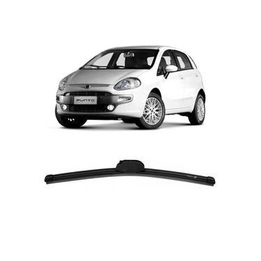 Palheta Limpador Parabrisa Fiat Punto 2008 a 2017 Dianteira Passageiro Dyna