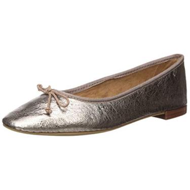 Sapatilha feminina Homerun Ballet Aerosoles, Champagne Leath, 8