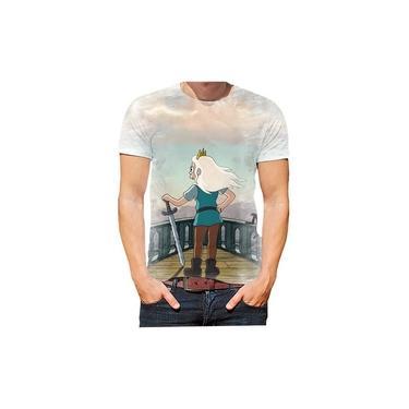 Camisa Camiseta (des)encanto Desencanto Séries Desenho Filme