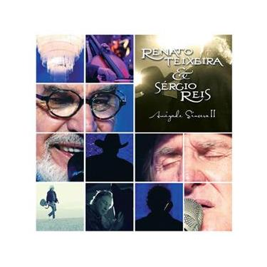 Imagem de Renato Teixeira e Sérgio Reis - Amizade Sincera - Vol 2 - CD