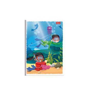 Caderno Brochurao Com Pauta 60 Folhas Foroni