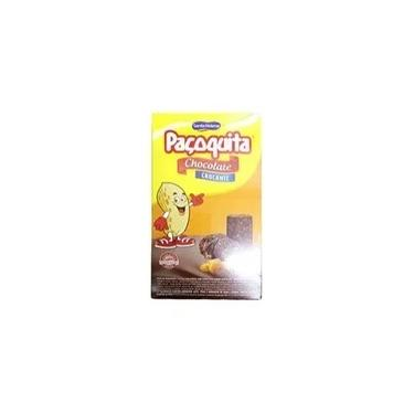 Pacoquita Chocolate Crocante C/24