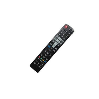 Imagem de Controle remoto de substituição HCDZ para LG BH6340P BH6240S BH6340H BH6440P BH6540T 3D Blu-ray DVD Home Theater System