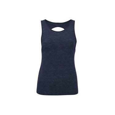 Camiseta Regata Fila Double Fantasy - Feminina - AZUL ESCURO Fila fca3b02d28c0c