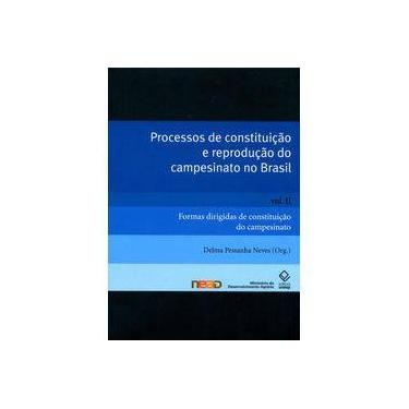 Processos de Constituição e Reprodução do Campesinato no Brasil - Vol. II - Neves, Delma Pessanha - 9788571398962