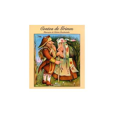 Contos de Grimm - Jahn, Heloisa - 9788585466596