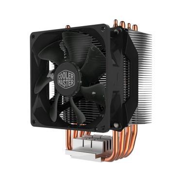 Cooler Master Hyper H412R (AMD / Intel) - Soquete LGA 1200 / 1150 / 1151 / 1155 / 1156 - RR-H412-20P