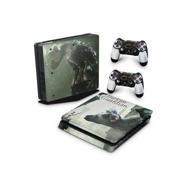 Skin Adesivo para PS4 Slim - The Last Guardian