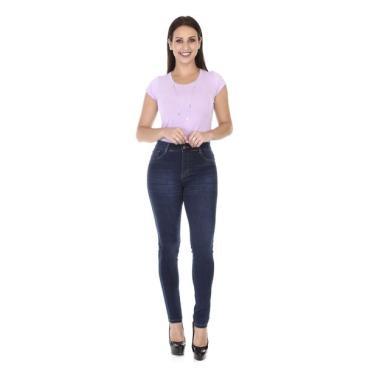 Calça jeans feminina legging hot pants 264559 Sawary