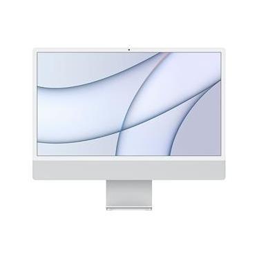 "iMac 24"" Tela Retina 4.5K Apple M1 (8 CPU e 7 GPU) 256GB - Prateado"