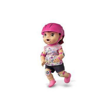 Imagem de Kit de Proteção Para Baby Alive - Rasbro - Laço de Fita