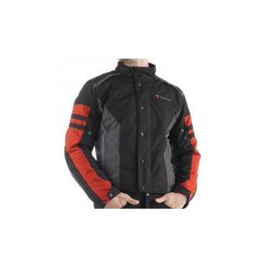8bd1677551 Jaqueta Dainese Xantum D-Dry Impermeável Nero Rosso - P - S -