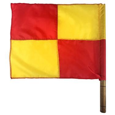Bandeira para Árbitro Auxiliar Par Ahead Sports ASB621