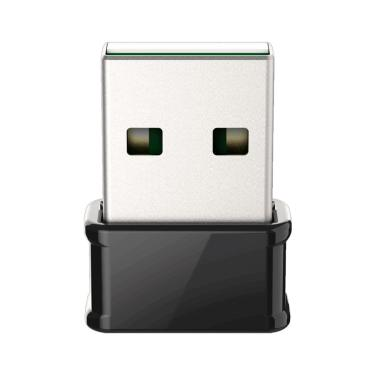 USB Adaptador Wi-Fi D-Link DWA-181 AC1300 - Nano - Dual Band 2.4 GHz e 5 GHz - Wave 2 - Tecnologia M