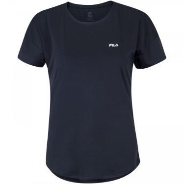 Camiseta Fila Basic Sports - Feminina Fila Feminino